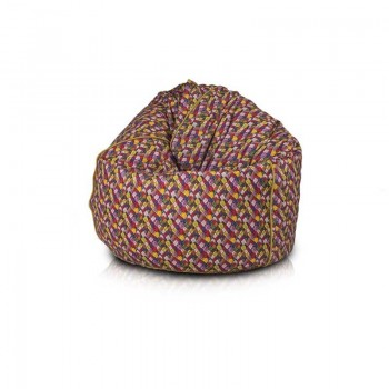 POUF SACCO L DESIGN PLUSH