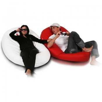 COVER POUF SACCO XL ECOPELLE