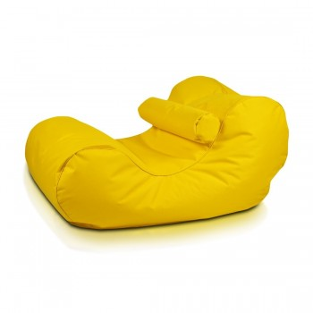 COVER POUF CHAISE LOUNGUE HOGAN POLIESTERE