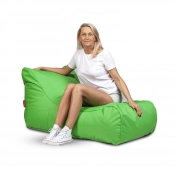 cover pouf chaise longue master poliestere sfoderabile