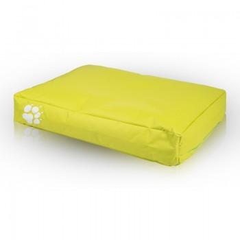 pouf cuccia cuscino s rettangolare cane gatto poliestere