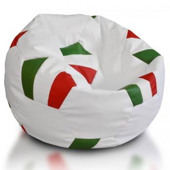pouf pallone da calcio nazionali euro 2020